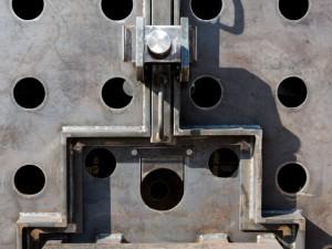 componente metalico construccion