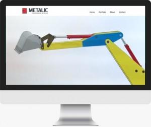 ingeniería metalic