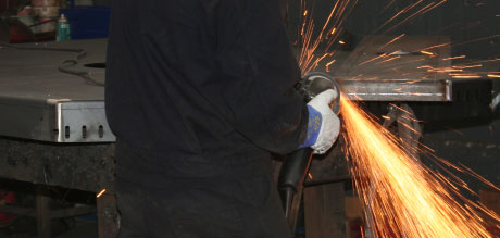 MECHANIZED WELDING
