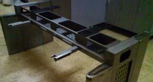 Mobiliario metálico a medida