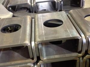 Piezas de acero para el sector de la maquinaria agrícola
