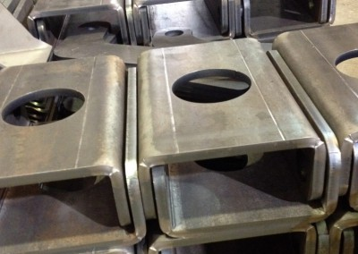 Steel parts for the agricultural machinery sector