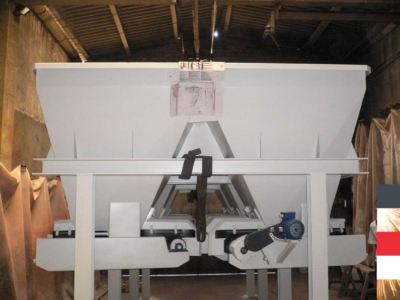 Proyectos de maquinaria industrial en metal