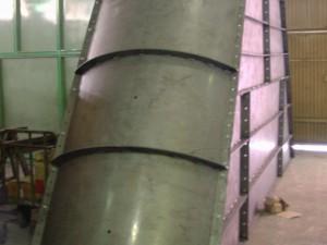Proyectos en metal para obra pública