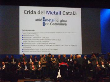 Metalic participa en la Crida del Metall