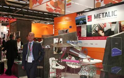 Metalic participa en la Feria Midest de Paris
