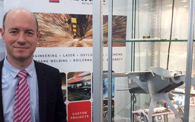 Metalic participa en la Feria F. Southern Manufacturing del Reino Unido